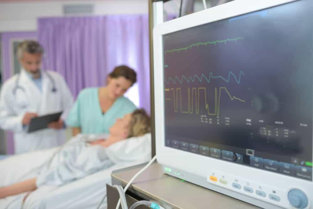 como usar o monitor cardíaco