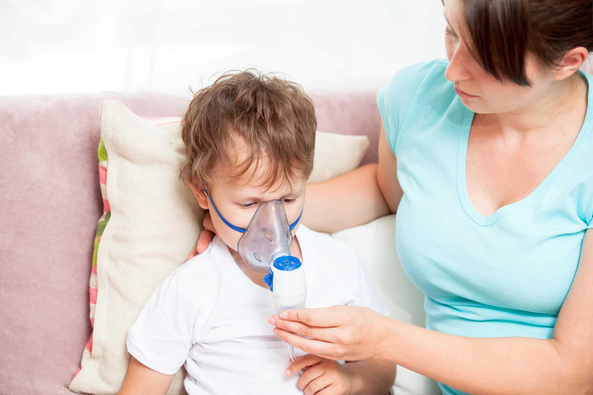Para que serve a nebulização