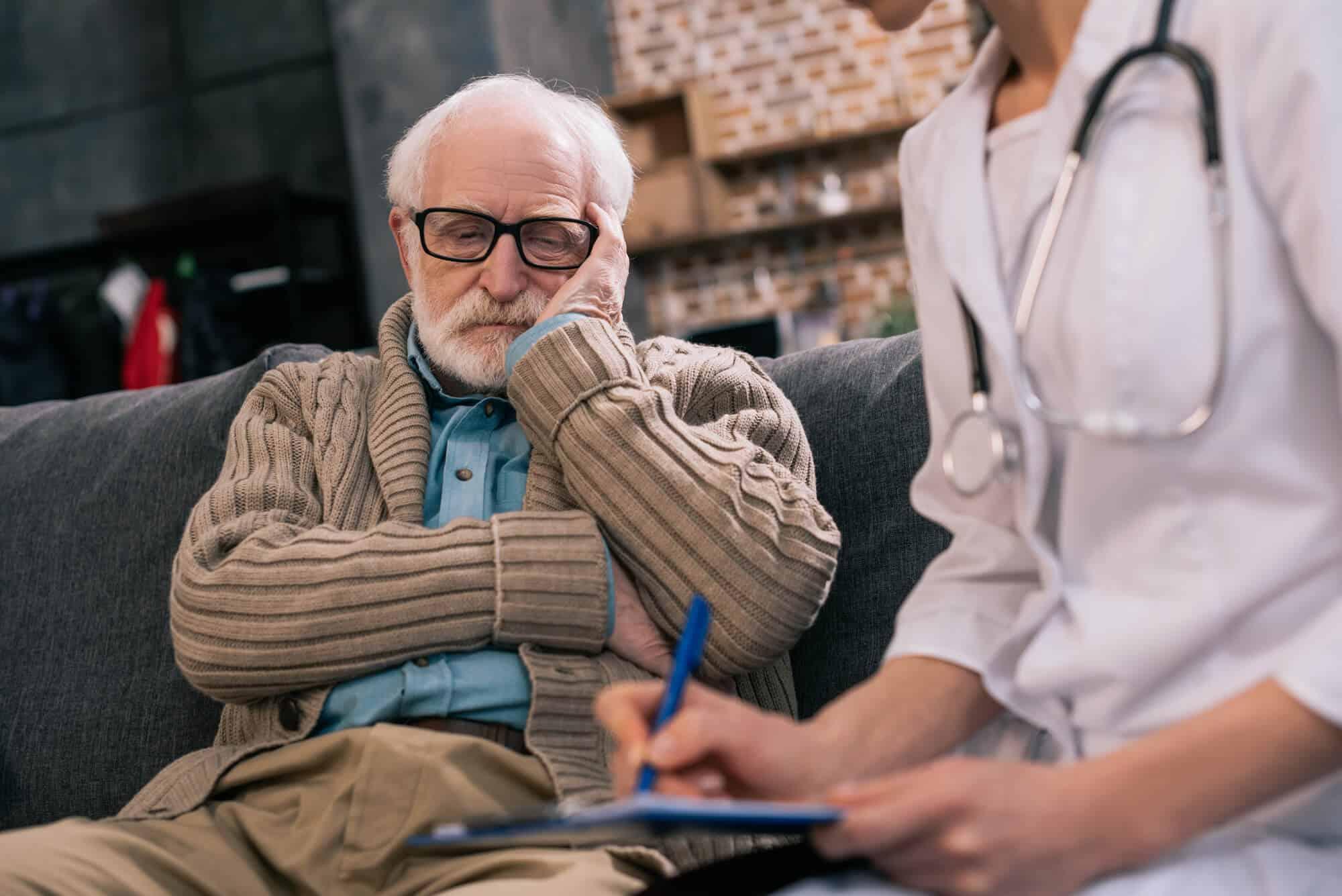 5 doenças mais comuns em idosos