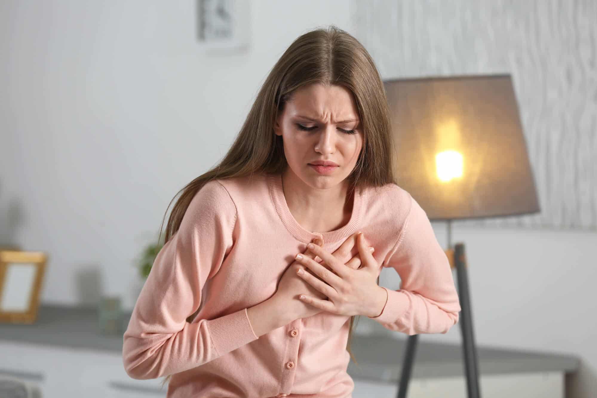 Sintomas da pressão alta