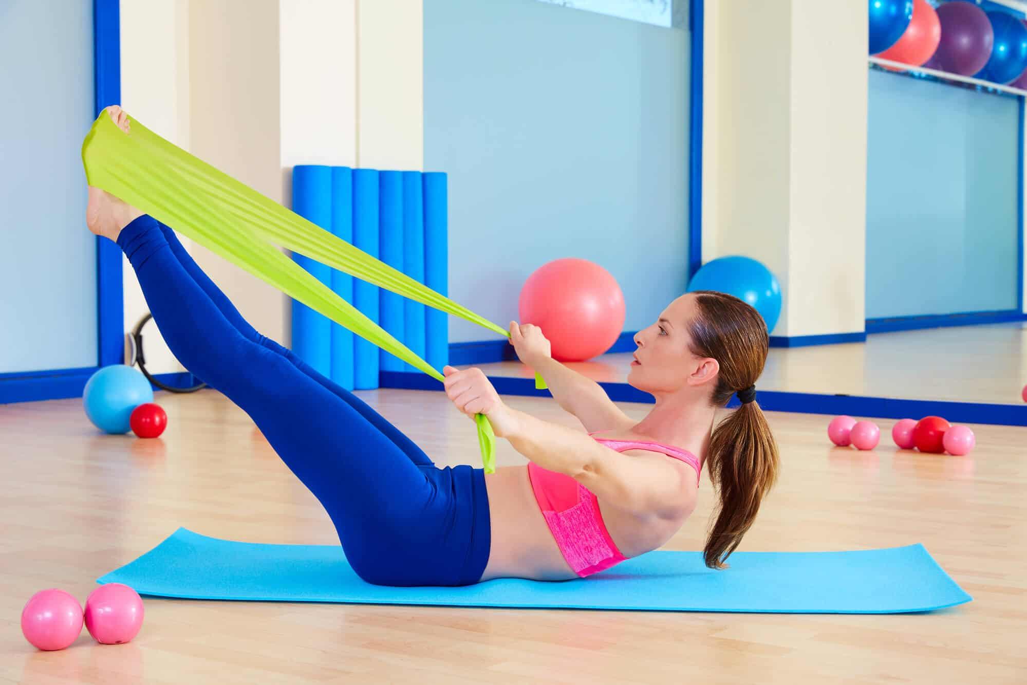 exercícios de fisioterapia