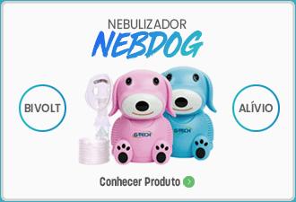 Nebulizador NEBDOG - Maconequi