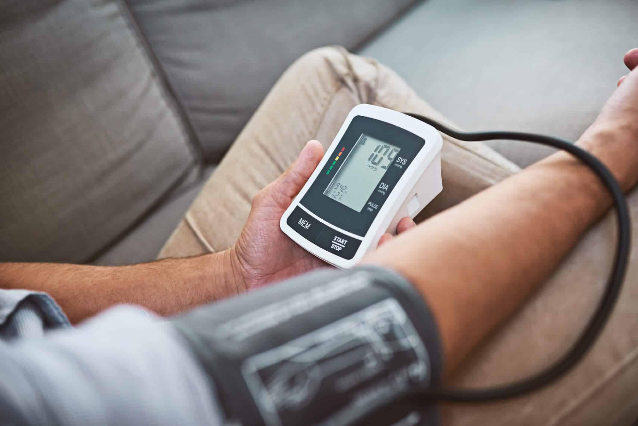 aparelho de pressão arterial