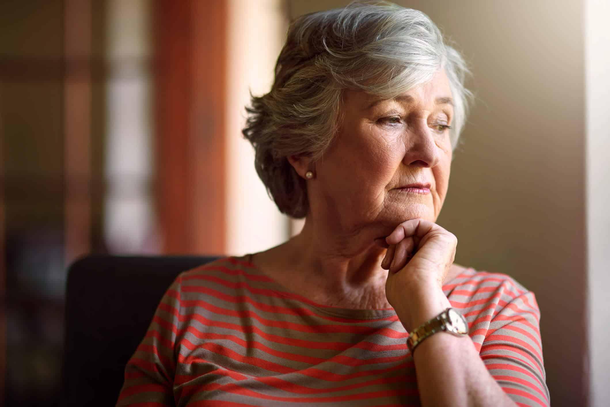 Sinais de demência