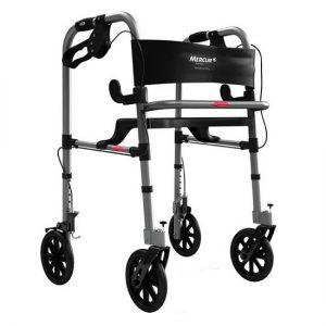 Andador de adulto com 4 rodas