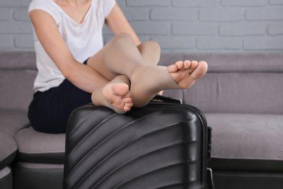 sintomas de trombose na perna