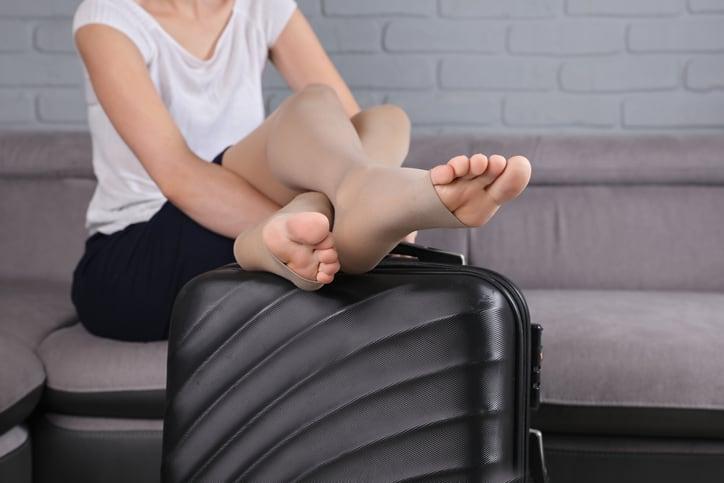 Quais os sintomas de trombose na perna? Entenda mais!