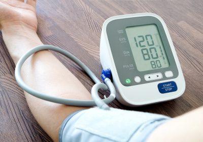 como fazer controle da pressao arterial
