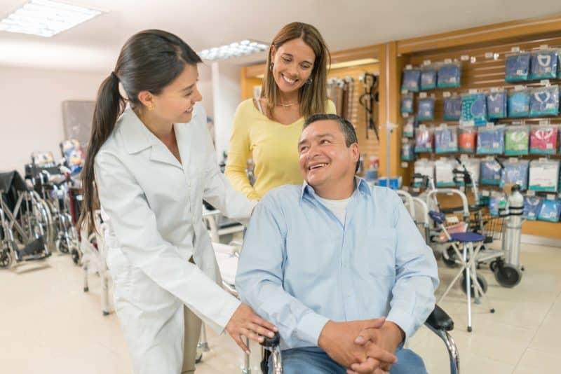 onde comprar cadeira de rodas