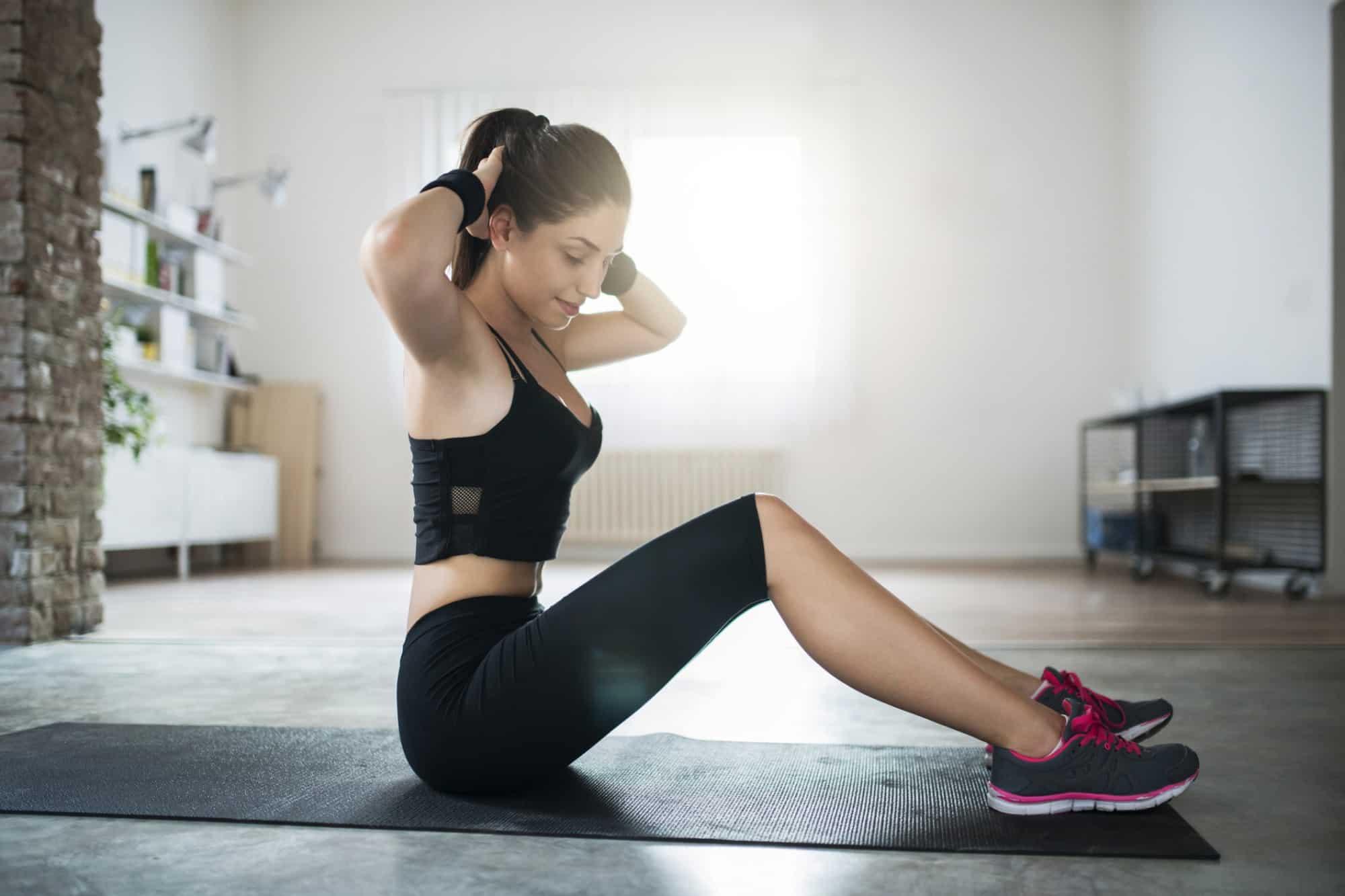 Confira 6 exercícios aeróbicos para fazer em casa