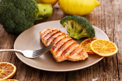 peixe grelhado | dieta dash | pressão alta | alimentos