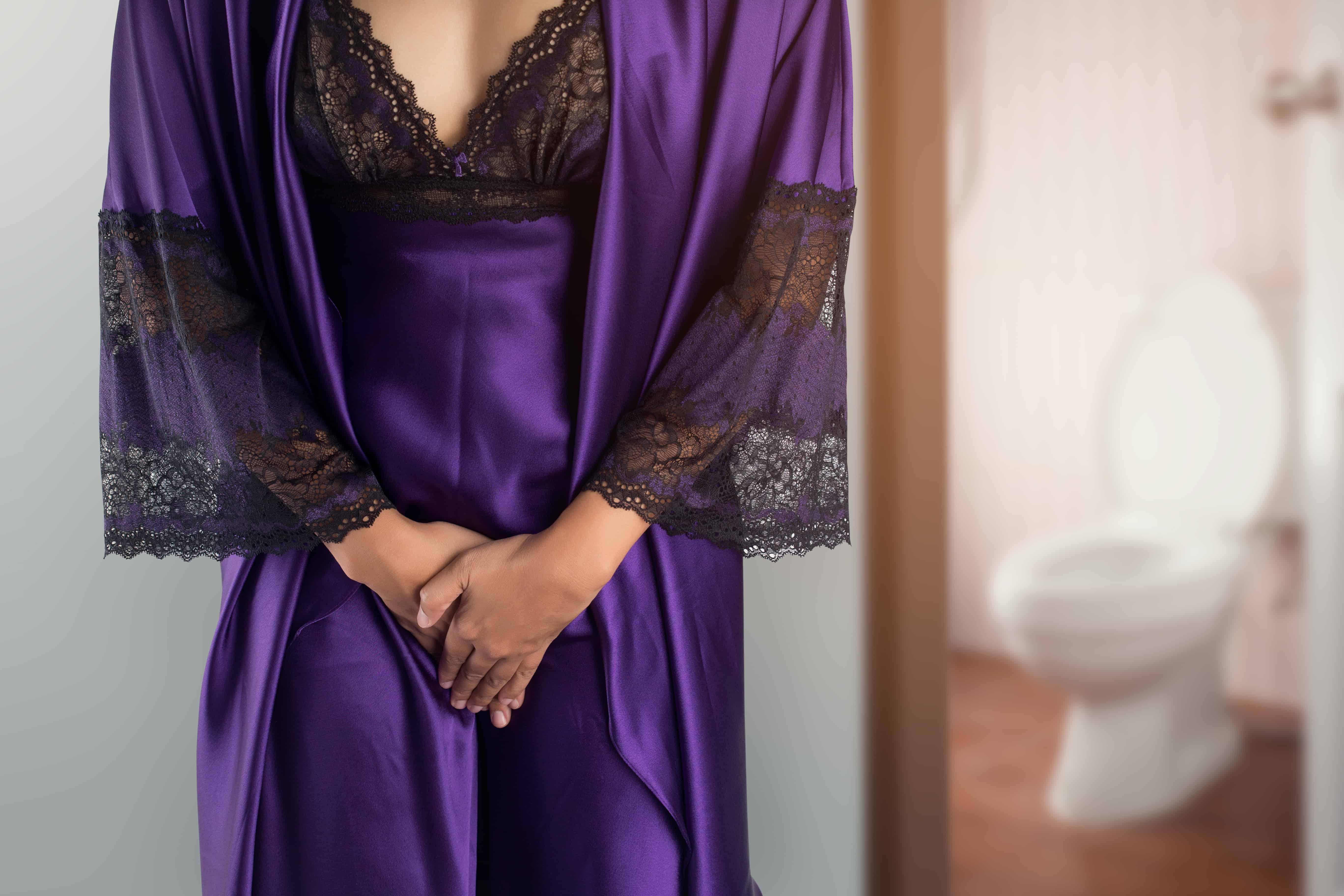 O que acontece na incontinência urinária feminina?