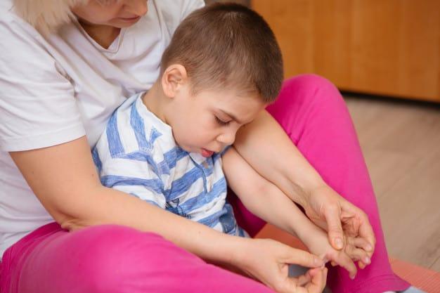 Como funciona a fisioterapia pediátrica?