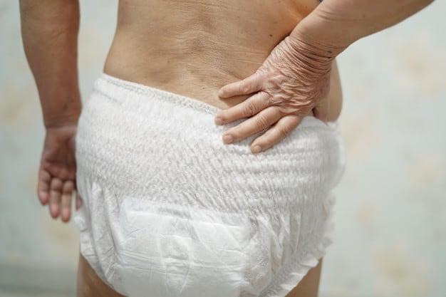 incontinencia urinaria em idosos