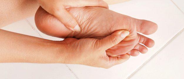 cuidados com pé diabético