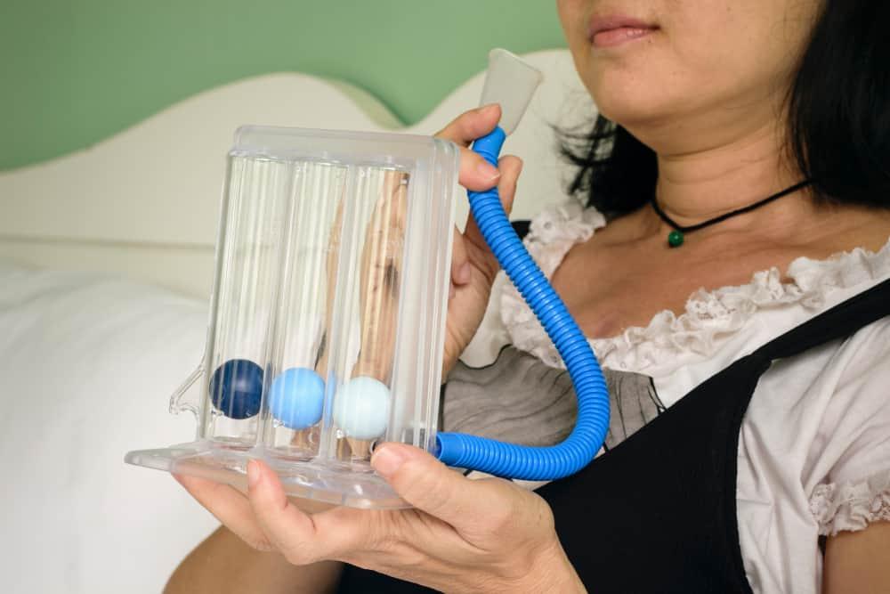 fisioterapia respiratória cirurgia bariátrica
