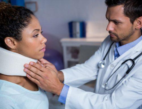 Em que casos os médicos indicam o uso do colar cervical?
