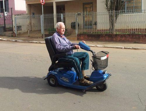 Qual é a melhor scooter elétrica de mobilidade reduzida?