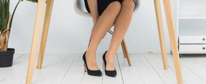 dor nas pernas como aliviar