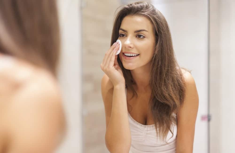 como evitar acne