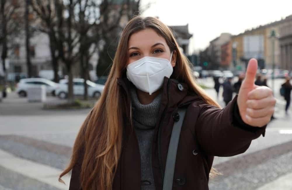 tipos de máscara para proteção respiratória