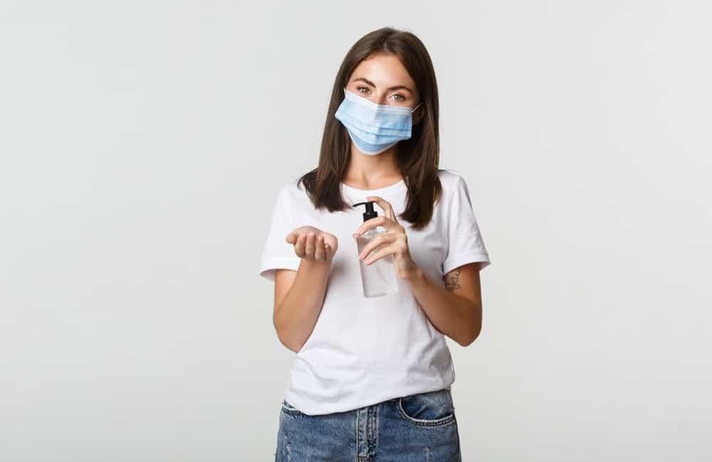 Como usar máscara de proteção respiratória